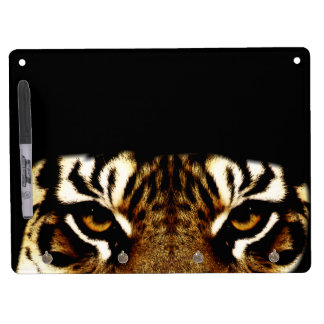 Eyes of a Tiger Dry-Erase Whiteboard