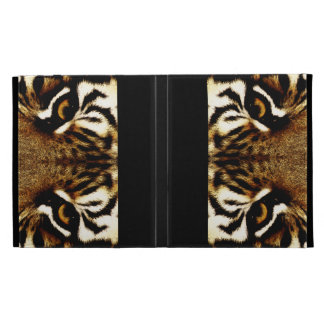 Eyes of a Tiger iPad Folio Case