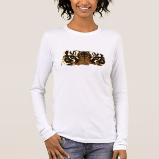 Eyes of a Tiger Long Sleeve T-Shirt