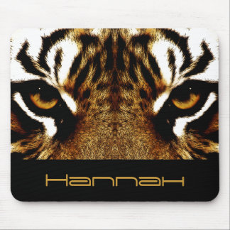 Eyes of a Tiger Mouse Pad