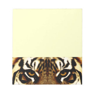 Eyes of a Tiger Notepads