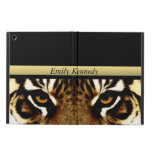 Eyes of a Tiger Personalized Case For iPad Air