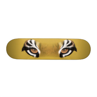 Eyes of a Tiger skateboard
