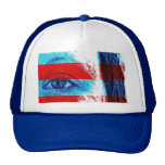 Eyes of America Trucker Hat