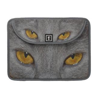 Eyes of Cat MacBook Pro Sleeves