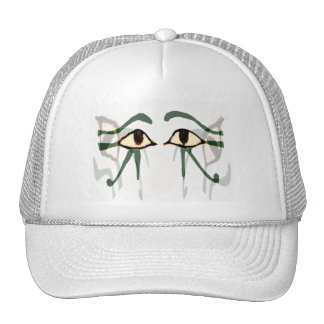 Eyes of Egypt gifts & greetings Mesh Hats