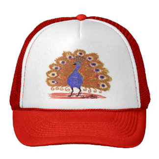Eyes of India (brown) Trucker Hat