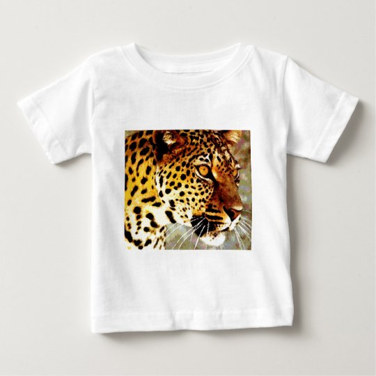 Eyes of Leopard Baby T-Shirt