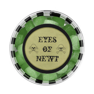 Eyes Of Newt Vintage Halloween Chewing Gum Favors