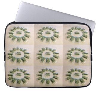 Eyes of providence 13inch mac book sleeve laptop computer sleeve