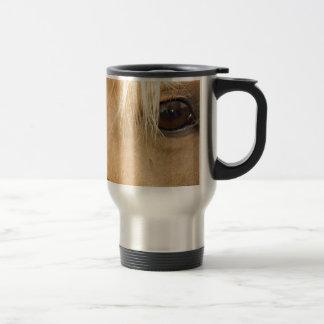Eyes of the Colt Travel Mug