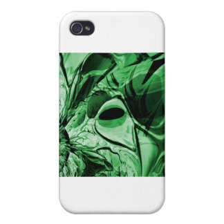 Eyes of the Crystal Dragon JPG iPhone 4/4S Cases