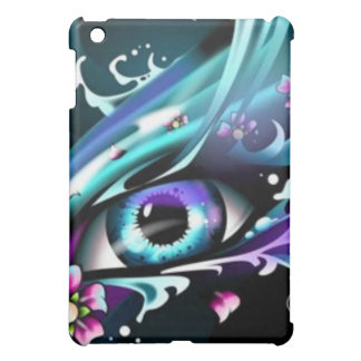 Eyes OF The Deep Blue Ocean Cover For The iPad Mini