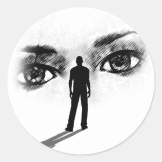 Eyes Of the Goddess sticker