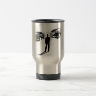 Eyes Of the Goddess Travel Mug