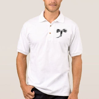 Eyes Of the Goddess Polo Shirt
