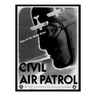 Eyes of the Home Skies/Civil_War image Poster