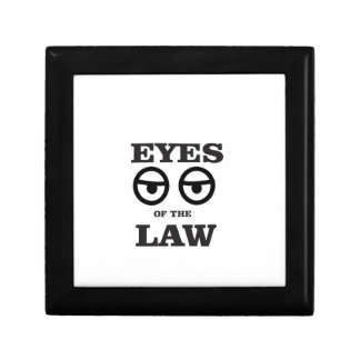 eyes of the law yeah gift box