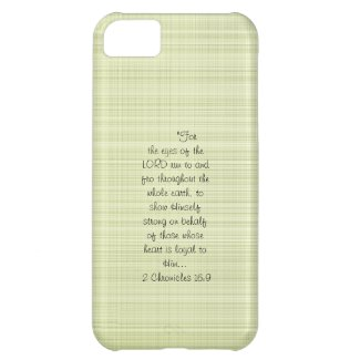 Eyes of the Lord iPhone 5C Cases
