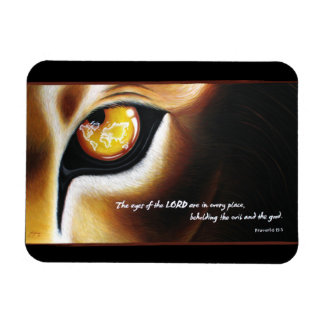 Eyes of the Lord (Magnet) Magnet