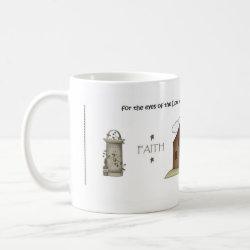 Eyes of the Lord Mug mug