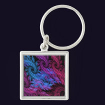 Eyes of the Storms Keychain