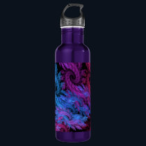 Eyes of the Storms Stainless Steel Water Bottle