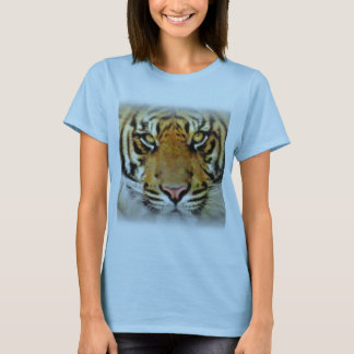 Eyes of the Tiger,Love_ T-Shirt