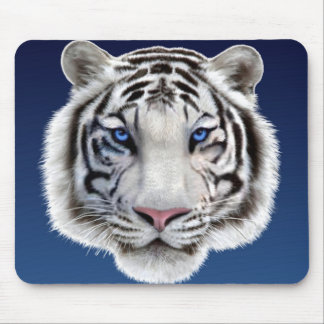 Eyes of the Tiger Mouse Pad