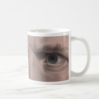 Eyes of Winfield Scott mug