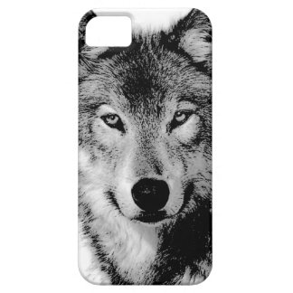 Eyes of Wolf iPhone 5 Cover