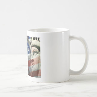 Eyes on liberty coffee mugs