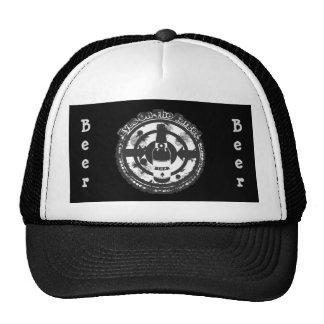 Eyes On Target Beer - Black/White/Grey Trucker Hat