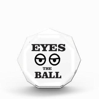eyes on the ball award