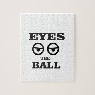 eyes on the ball jigsaw puzzle