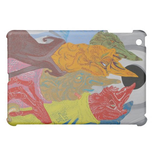 Eyes on the Prize Howell iPad Case