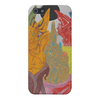 Eyes on the Prize Howell iPhone 4 Case
