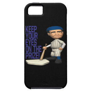 Eyes On The Prize iPhone SE/5/5s Case