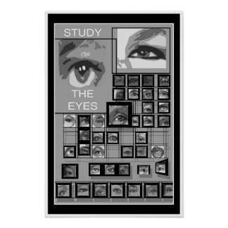 EYES #P104 POSTERS