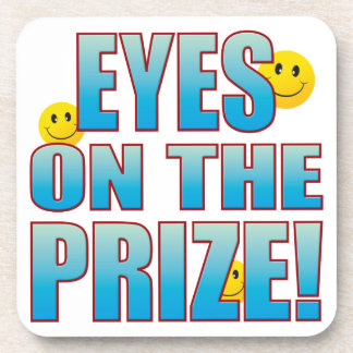 Eyes Prize Life B Beverage Coaster