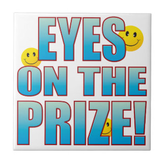 Eyes Prize Life B Ceramic Tile