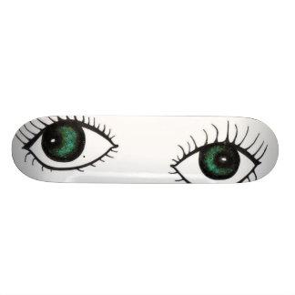 Eyes Skateboard