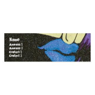 Eyes - Skinny Mini Business Card
