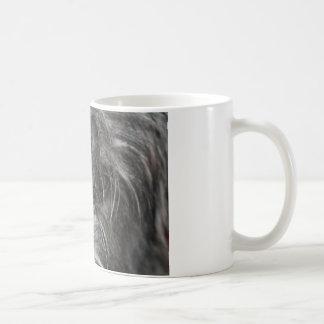 Eyes that mesmerize classic white coffee mug