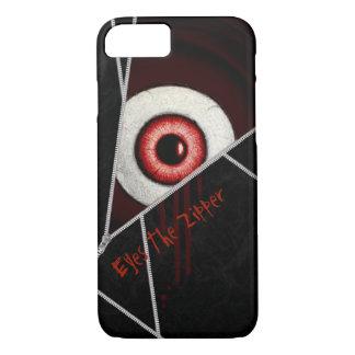 Eyes The Zipper iPhone 8/7 Case