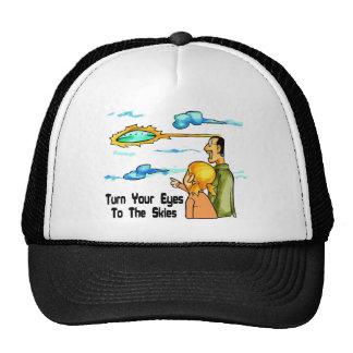 Eyes To The Skies Mesh Hat