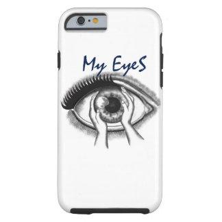 Eyes Tough iPhone 6 Case