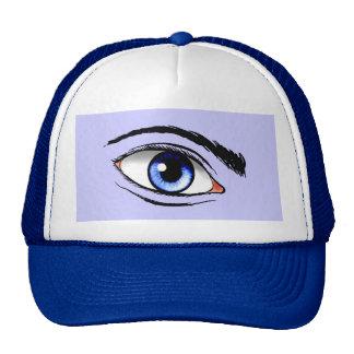 Eyes Trucker Hat