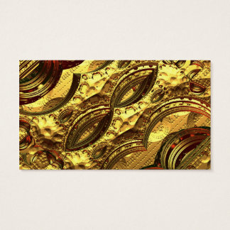 EYE'S UPON YOU MANDELBULB FRACTAL 3D. IMG BUSINESS CARD