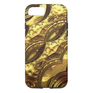 EYE'S UPON YOU MANDELBULB FRACTAL 3D. IMG iPhone 8/7 CASE
